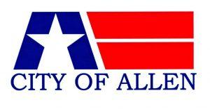 Allen Texas Logo
